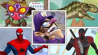 Super Smash Bros Meme Modpack: All Character