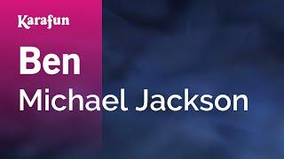 Karaoke Ben - Michael Jackson *