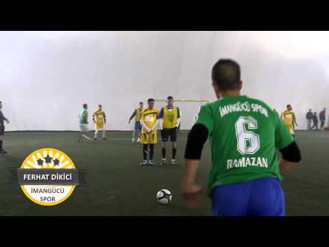 Roberto Carlos'u anımsatan harika bir gol!