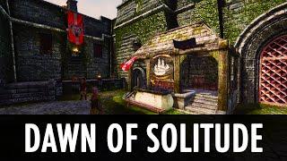 Skyrim Mod: Dawn of Solitude + Collection