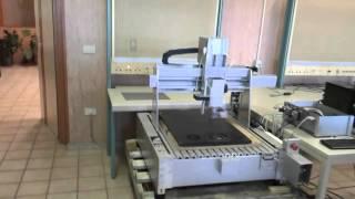 Pantofresa CNC
