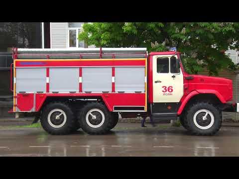 Пожарные проводят информирование красносулинцев