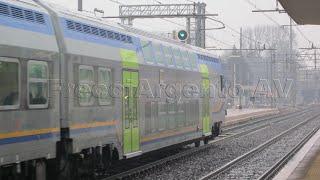 Treno Regionale 33557 Speciale per Carnevale Verona-Venezia
