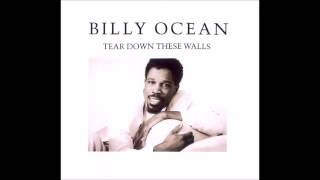 Billy Ocean - Tear Down These Walls (Side One) - 1988 - 33 RPM