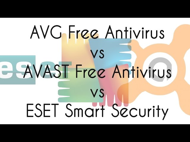 avast test: