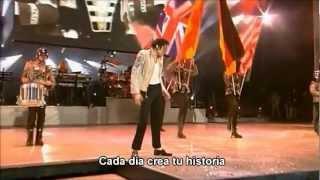 Michael Jackson History Subtitulos En Español