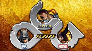 DC VS CAPCOM VS MARVEL MUGEN - FINAL VERSION RELEASED!!!