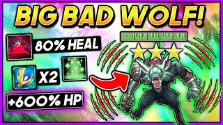 *WARWICK ⭐⭐⭐ FREE HP BUILD!* - TFT SET 5 Teamfight Tactics Comp Strategy Guide PBE Gameplay