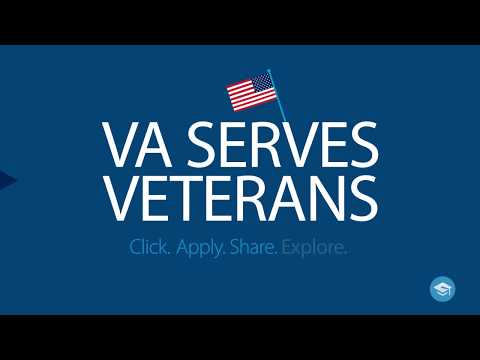 Overview of VA education and training  benefits and how to apply