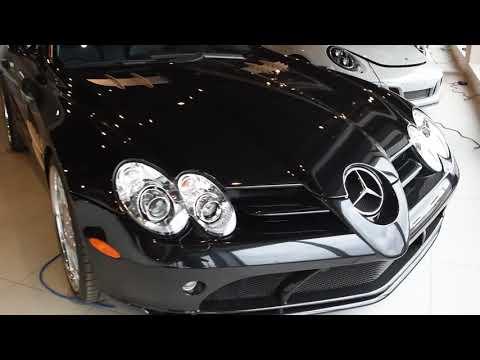 Mercedes SLR McLaren BRABUS Rims | Close Up | Walk-around | Interior