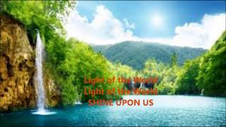 """Light of the World"" (Song by Chris Tomlin)"