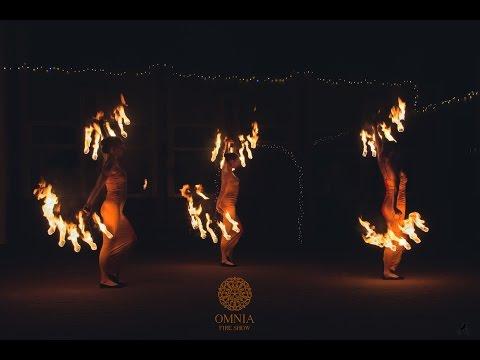 """Відео Вогняне шоу """"OMNIA fire show""""  3"""