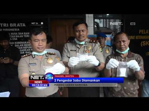 2 Pengedar Sabu di Tangerang Diamankan - NET24