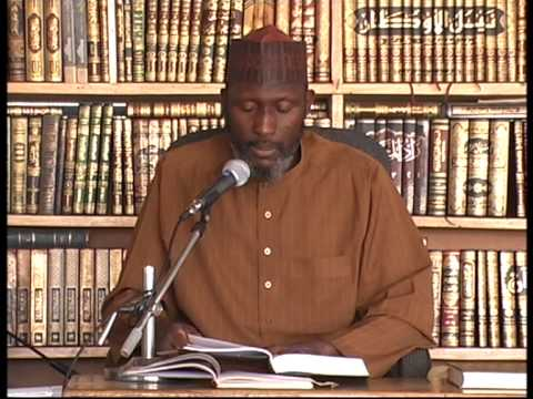 Sheikh Awwal Albany Zaria(Umdatul Ahkam 5d)