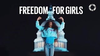 Freedom - International Day of the Girl