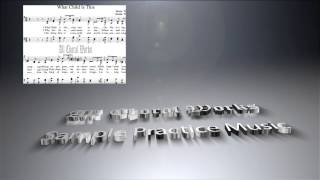 What Child is This Sheet Music (SATB) Mixed Choir