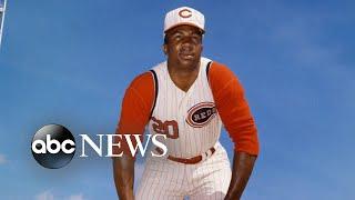 First Black Major League Baseball Manager Frank Robinson Dies