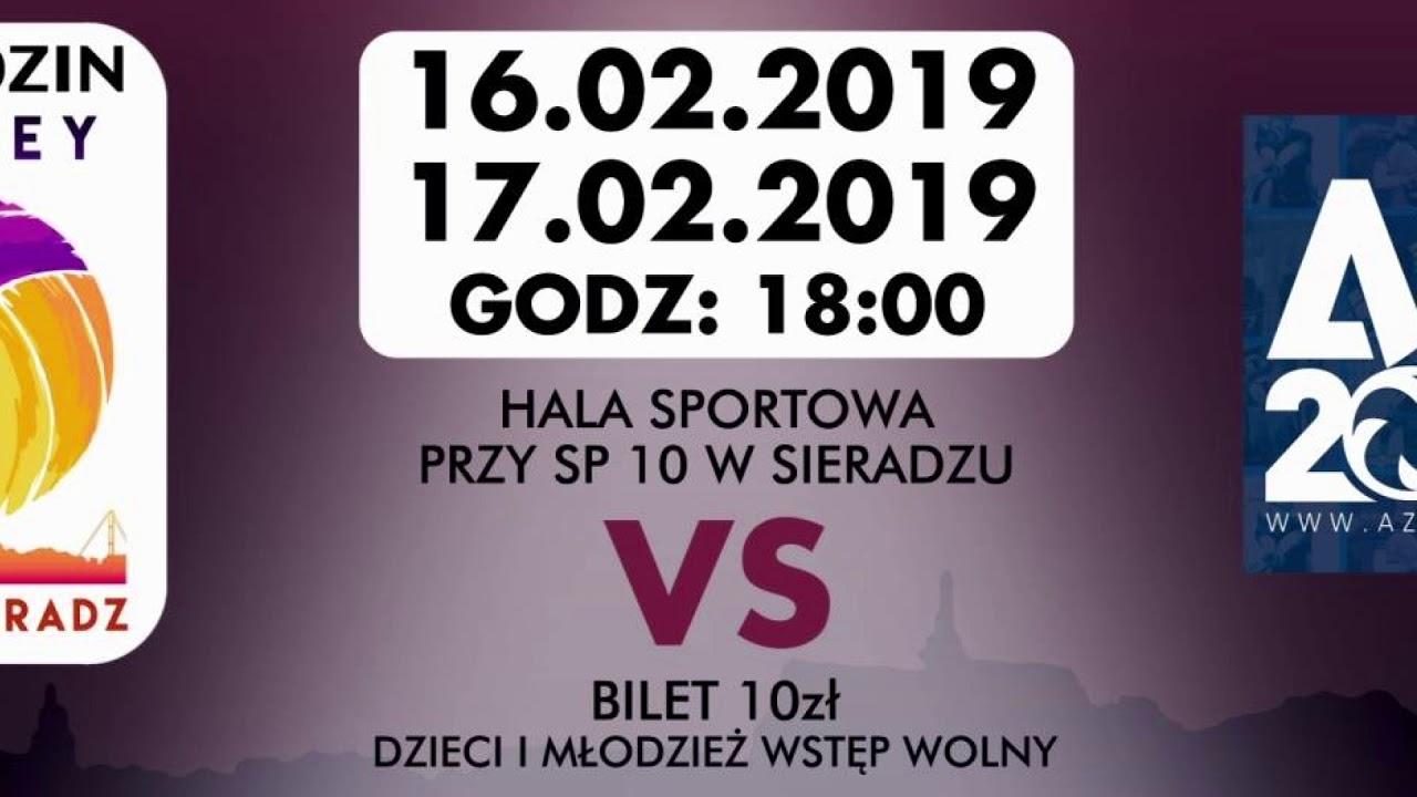 Tubądzin Volley MOSiR Sieradz – ogłoszenie