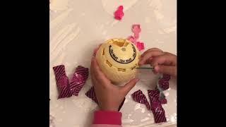 Lol Confetti Pop Sürpriz Topu Açtık Orjinal