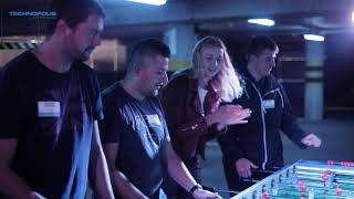 Technopolis Foosball tournament 2018 / BINO.LT