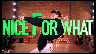 "Drake Feat. Big Freedia - ""Nice For What""   Anthony AJ Jackson&Phil Wright Choreography    #TMillyTV"