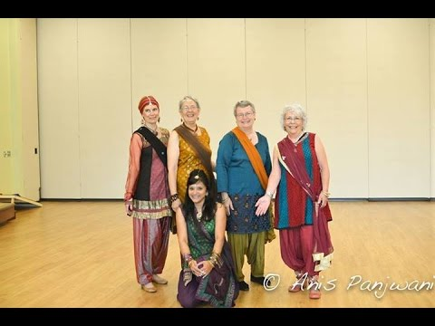 An INTRODUCTION to BOLLYWOOD- for Active Adults in NC, does its first ever Bollywood performance at the end.