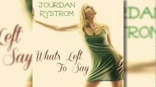 """""""What's Left To Say"""" (original) - Jourdan Rystrom - Featured On The Bold And The Beautiful"""
