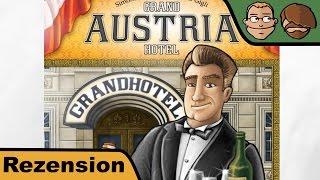 Grand Austria Hotel - Brettspiel - Review