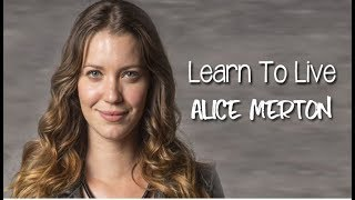 Learn To Live   Alice Merton (Tradução) A Dona Do Pedaço (Lyrics Video).