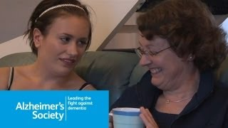 Getting diagnosed with dementia - Christine and Jennifer-Rose - early onset