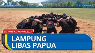 Softball Putra Lampung Libas Papua dengan Skor 8-0 di Ajang PON XX Papua