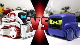 ROBOT DEATH BATTLE! - COZMO VS BOXER!  (ULTIMATE ROBOT DEATH BATTLE!)