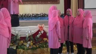 Persembahan Pelajar 2 - Majlis Persaraan Pn. Hjh. Rokiah Bt Ahmad