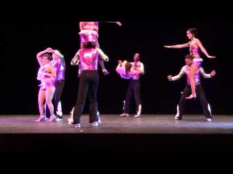 Salero Latino  - SBK ALBACETE 2014-11-29