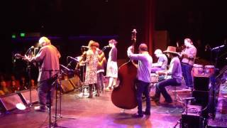 Haden Triplets, Ry Cooder & Friends at Club Nokia #1