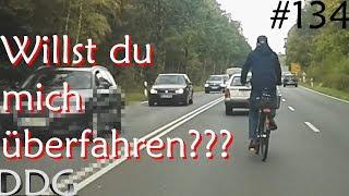 von Suizidalen Kradfahrern, ausbremsereien und Crash | DDG Dashcam Germany | #134