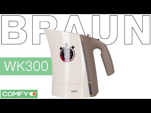 Фото - Электрический чайник Braun WK300 Red