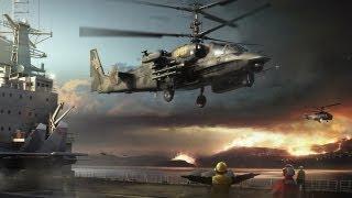 Ка-52 «Аллигатор» / Ka-52 «Alligator» (Hokum-B)