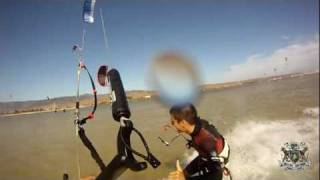 preview picture of video 'Kitesurf Tarifa 2011'