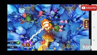 Fish Table Game / Golden Dragon 🐉- Mobil app / Ocean King 3