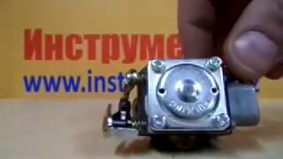Карбюратор для Oleo-Mac GS 35, GS 350, GS 35С от компании Инструментик - видео