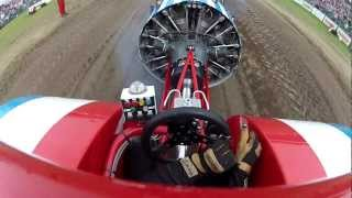 preview picture of video 'Füchtorf 2012 - Roude-Léiw junior - Pull-Off - Onboard Camera'