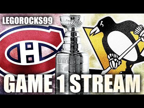 MONTREAL CANADIENS VS PITTSBURGH PENGUINS GAME 1 LIVESTREAM (HABS VS PENS)