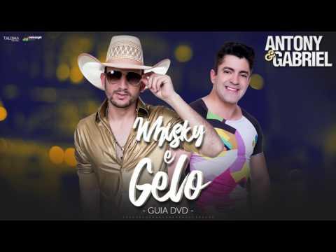 Whisky e Gelo (Letra) - Antony e Gabriel