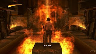 Indiana Jones and the Staff of Kings PS2 Gameplay HD (PCSX2)