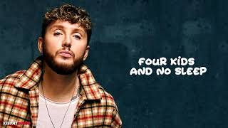 James Arthur   Falling Like The Stars ( Lyrics Video )