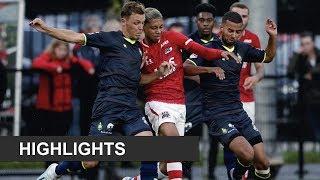 Highlights Jong AZ - SC Telstar | Keuken Kampioen Divisie