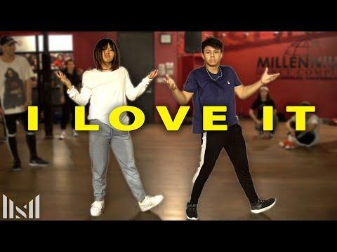 I LOVE IT - Kanye West & Lil Pump Dance | Matt Steffanina & Josh Killacky