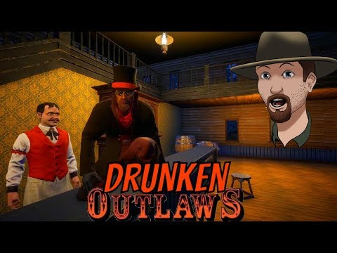 Crazy Saloon Update 1.2.3- OUTLAWS of the Old West