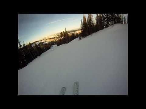 South Dakota Alpine Snowboarding